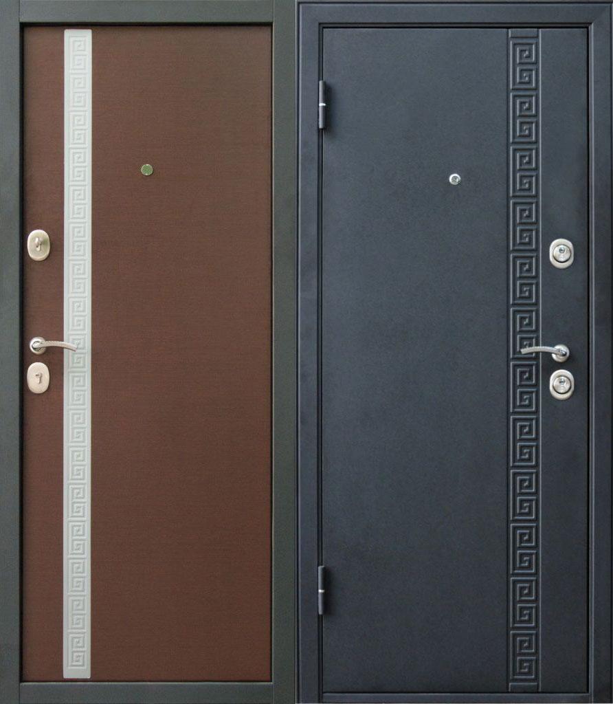 дверь металлическая входная уличная в коломне