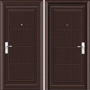 Входная дверь Прораб 42